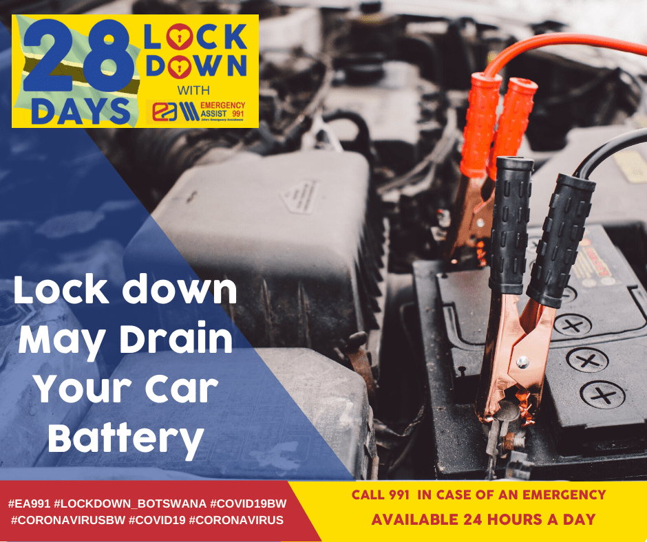 Tips on how to protect your battery during COVID-19 Lockdwon