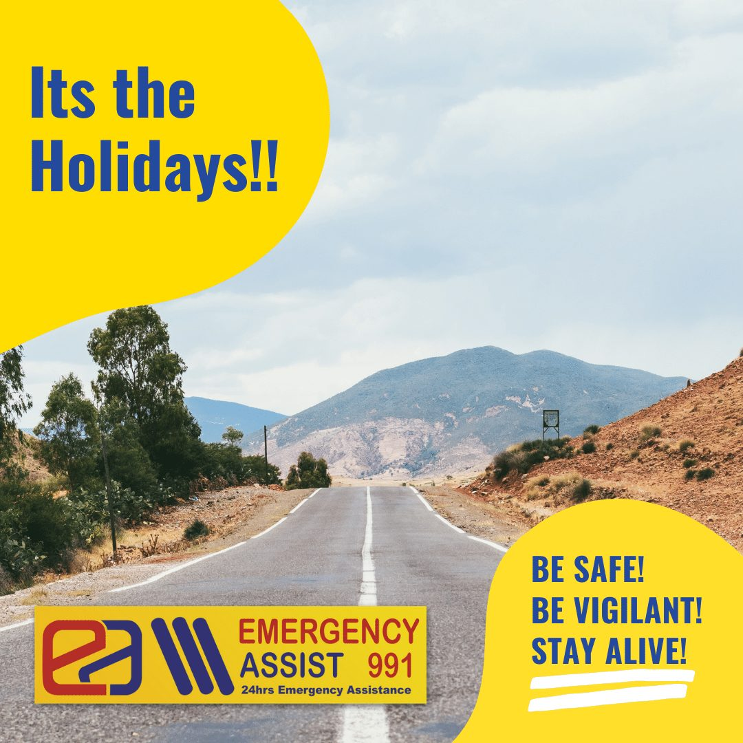 Be Safe! Be Vigilant! Stay Alive! by following our Emergency Assist 991 Road Safety Tips for Drivers! Follow our 15 Road Safety Tips for Botswana Drivers to ensure yours and others safety on the road.