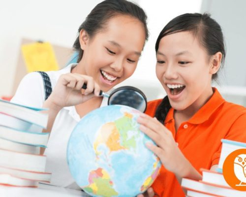 Geography for High School
