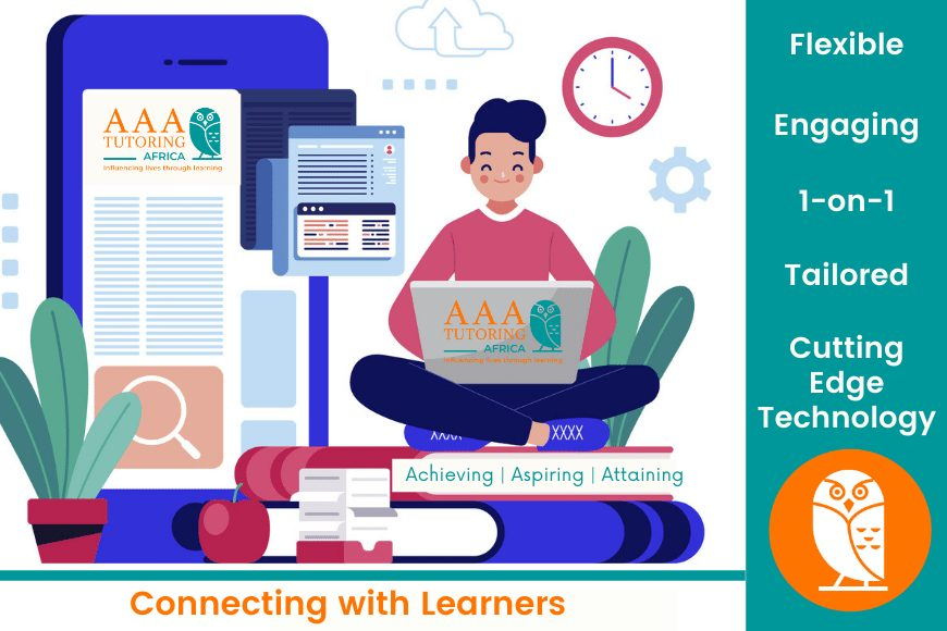 AAA-Tutoring provides a simple but effective online tutoring and learning experience