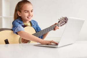 Guitar and Music lessons Online