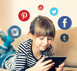 Social media's impact on your child's education.