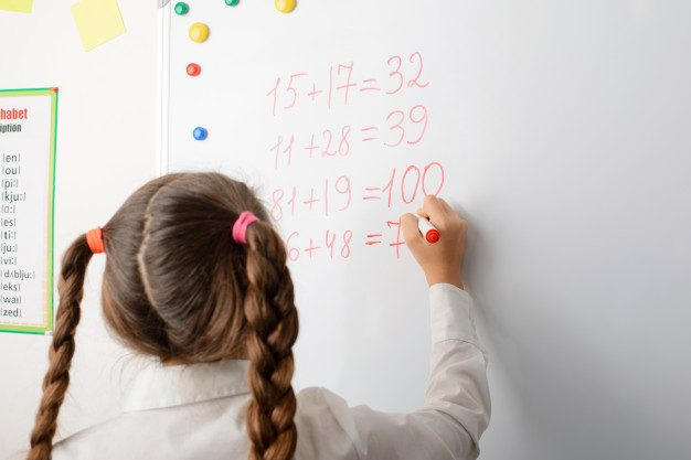 Math for Primary School Students